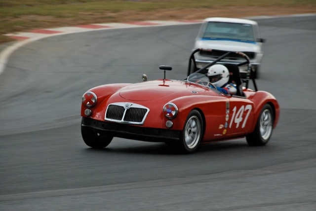 #147 Tom Dick, 1962 MG 1622 Mk 2.