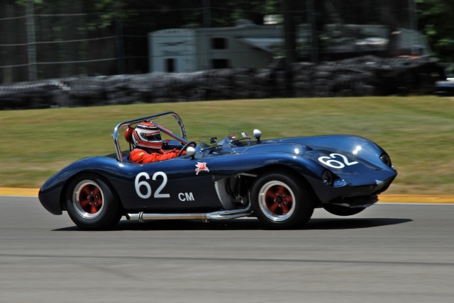 #62 - 1962 Kellison Corvette Special (Tom Shelton).