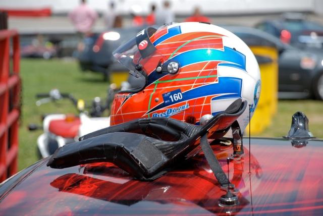 Ryan Dalziel, in the #31 EFFORT Racing/Porsche GT3R, won both GT/GTS races.