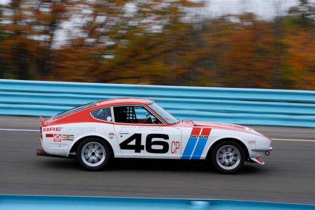 Steve LeBrun (#46 - 1970 Datsun 240Z).