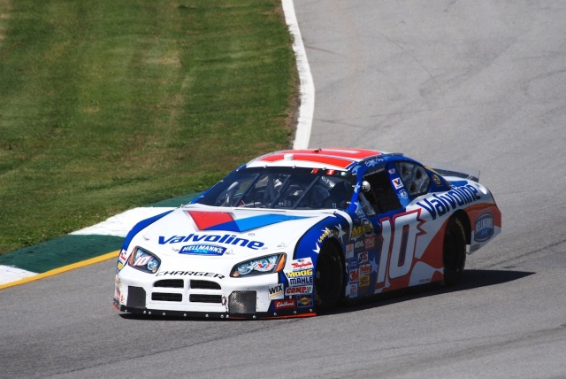 Grahame Bryant/Oliver Bryant (#10), 2005 Dodge Charger.
