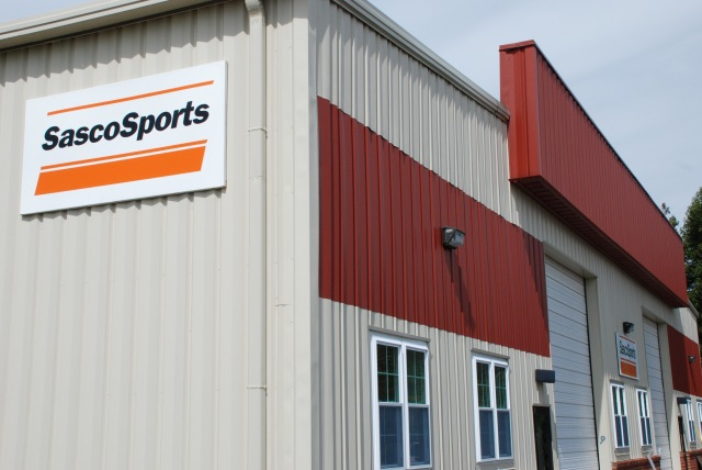 The SascoSports facility is located at VIR's Technology Park.
